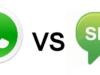 SMSとWhatsApp、教育ツールとして効果が高いのはどっち??