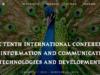 ICTD国際学会の案内(2019.01@インド)